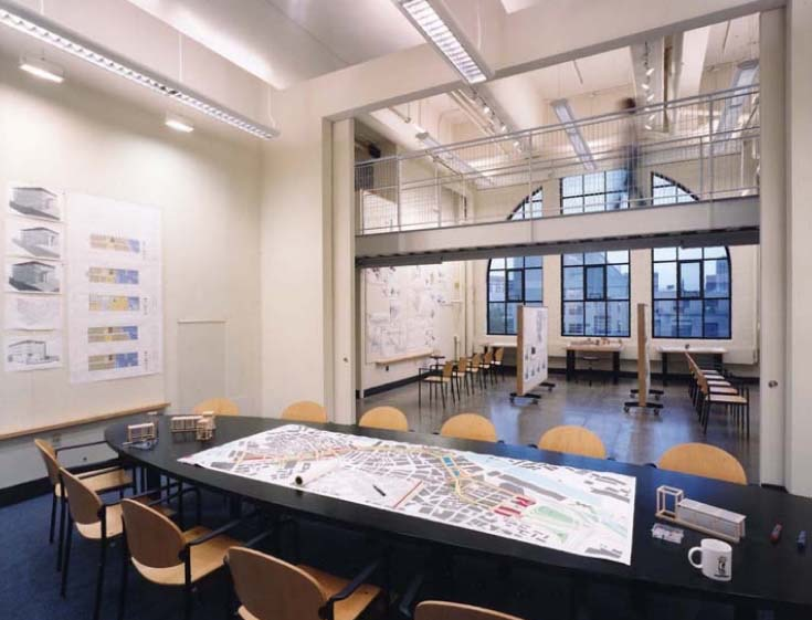 Architecture School Studio office of mark armstrong architect